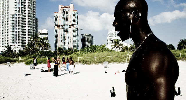South Beach Workout with Milk Personal Trainers