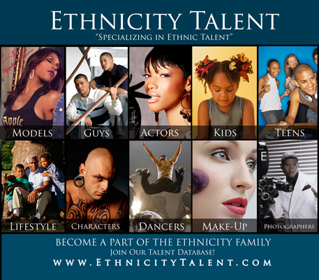 Ethnicity Talent Commercial