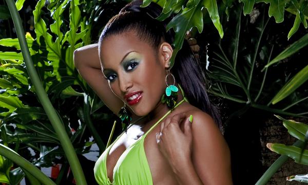 Meet Ethnicity Model Ashley Ragland from BET College Hill Atlanta