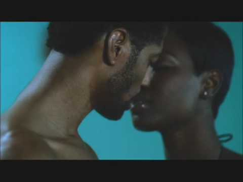 Natasha Ellie featured in Eric Benet music video