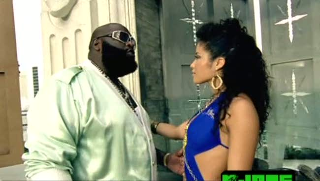 "Rick Ross ft. Robin Thicke ""Lay Back"" Music Video is full of Ethnicity Models"