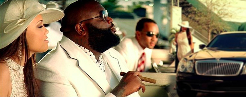 Ethnicity Talent featured in Def Jam recording artist Rick Ross's new video!
