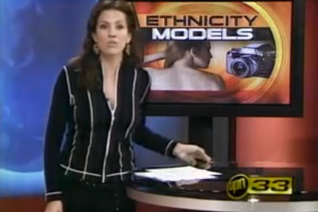 UPN 33 features Ethnicity Models