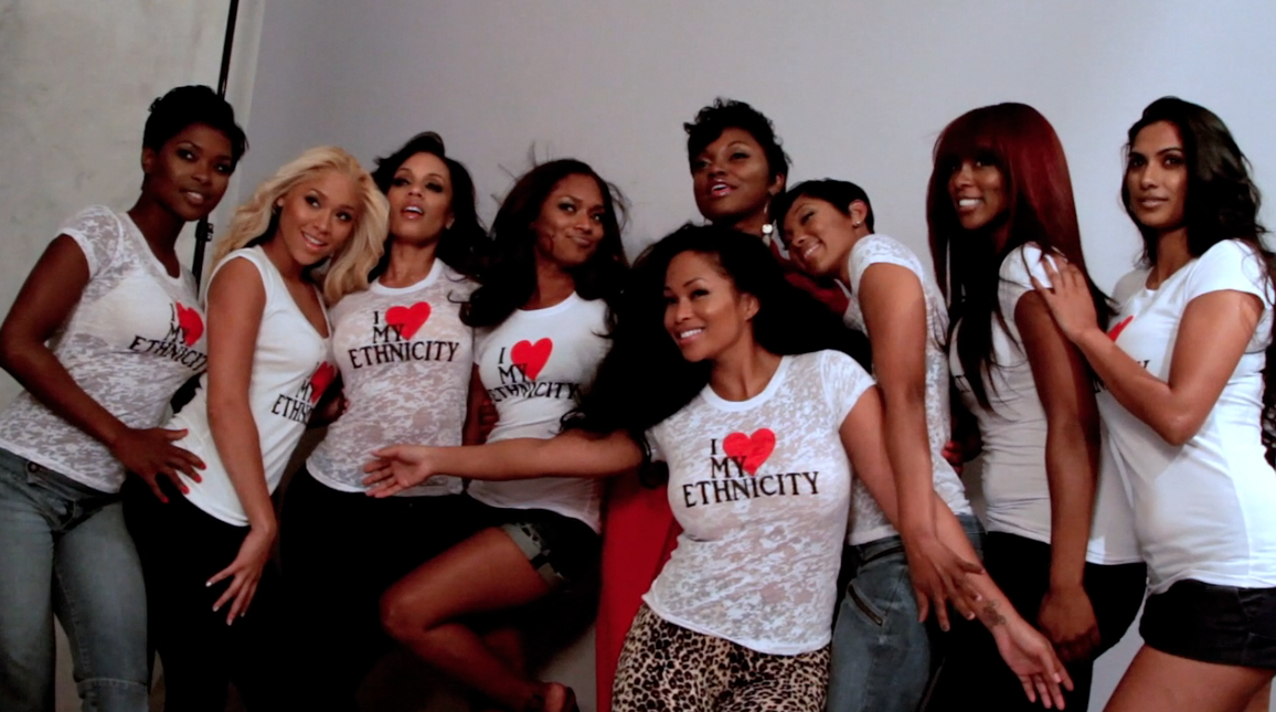Ethnicity Models Atlanta Launch, Kenny Burns Show & Vet Photoshoot w/ Derek Blanks