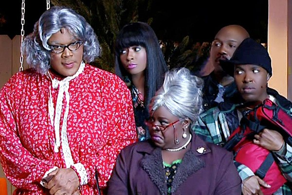 Madea Christmas.Atl Ethnicity Model Alexis Jones In Tyler Perry Madea
