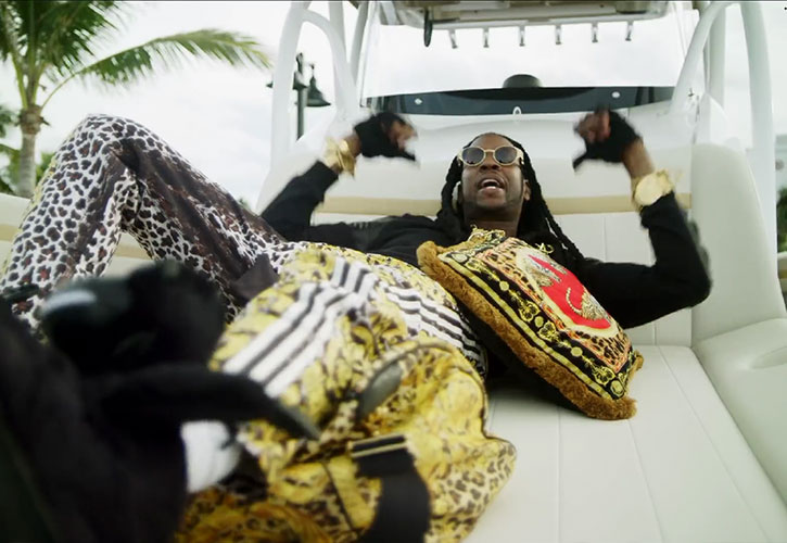 "2 Chainz ""I'm different"" Music video casted by Ethnicity"