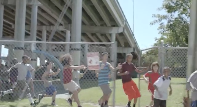 Check out theEthnicity kids we casted in the Lebron James Samsung Commercial